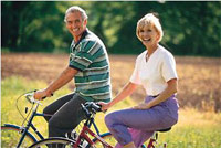 Stay active and improve your health after retirement